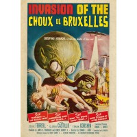 INVASION OF THE CHOUX DE BRUXELLES
